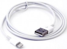 "Кабель Gembird ""cc-usb-ap2mwp"" для Apple, Lightning, белый (1.0м)"