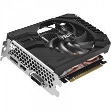 "Видеокарта Palit ""GeForce RTX 2060 StormX 6ГБ"" (GeForce RTX 2060, DDR6, DVI, HDMI, DP) (PCI-E)"