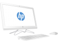 "Моноблок HP ""24-e041ur"" 2BW35EA (Core i3 7100U-2.40ГГц, 4ГБ, 1000ГБ, GF920MX, DVD±RW, LAN, WiFi, BT, WebCam, 23.8"" 1920x1080, FreeDOS) + клавиатура + мышь"
